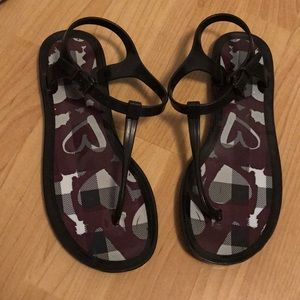 Burberry Sandals**no lowball offers**
